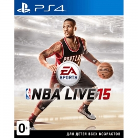 Игра для PS4 NBA Live 15