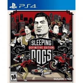 Игра для PS4 Sleeping Dogs. Definitive Edition