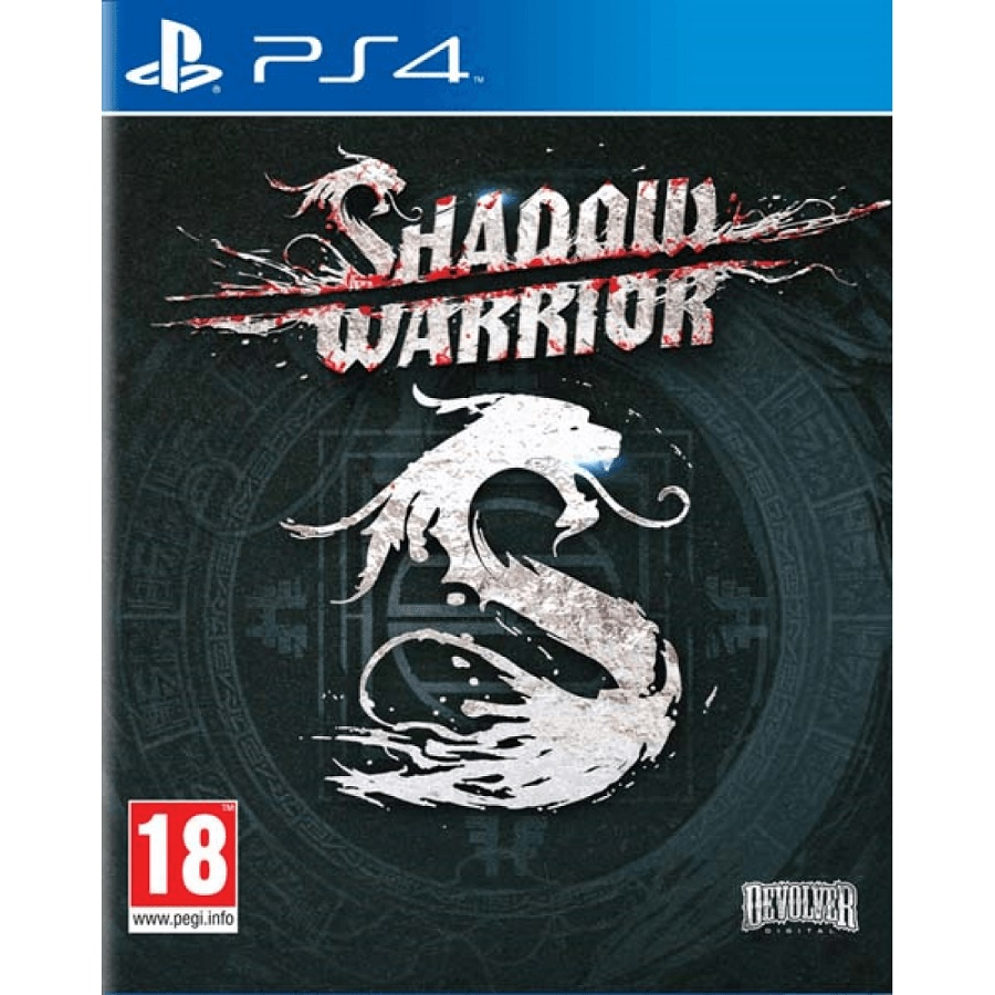 Игра для PS4 Shadow Warrior title=