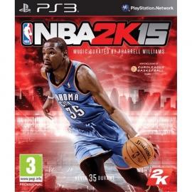 Игра для PS3 NBA 2K15