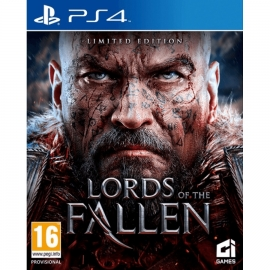 Игра для PS4 Lords of The Fallen (Limited Edition)