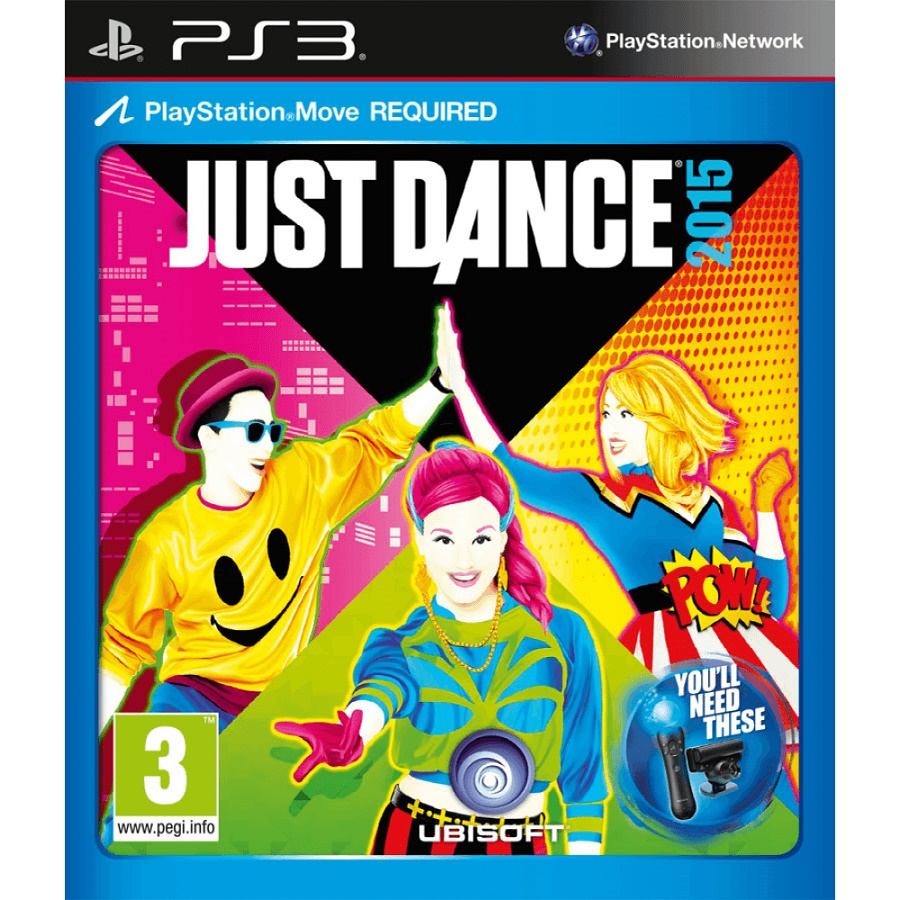 Игра для PS3 Just Dance 2015 title=