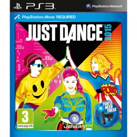 Игра для PS3 Just Dance 2015