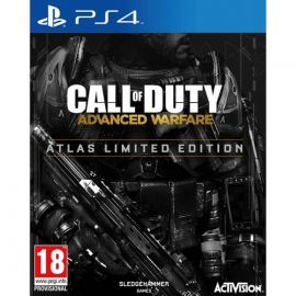 Игра для PS4 Call of Duty: Advanced Warfare. Atlas Limited Edition