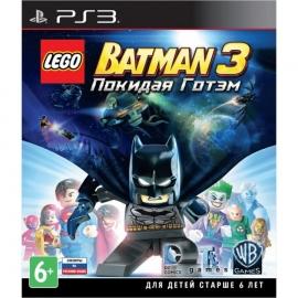 Игра для PS3 LEGO Batman 3: Покидая Готэм