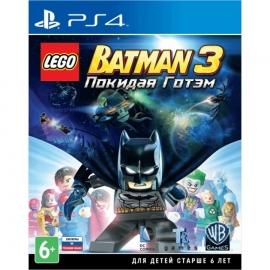 Игра для PS4 LEGO Batman 3: Покидая Готэм