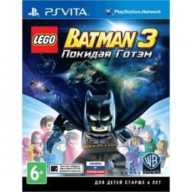 Игра для PS Vita LEGO Batman 3: Покидая Готэм