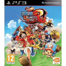 Игра для PS3 One Piece Unlimited World Red
