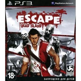 Игра для PS3 Escape Dead Island
