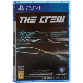Игра для PS4 The Crew. Специальное издание