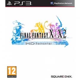 Игра для PS3 Final Fantasy X/X-2 HD Remaster