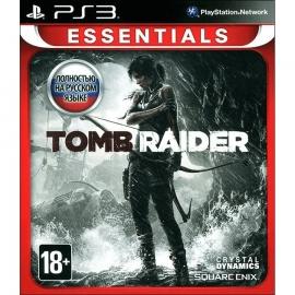 Игра для PS3 Tomb Raider. Essentials