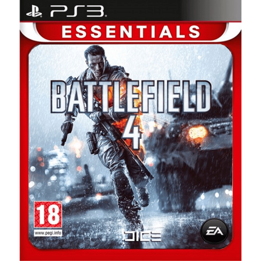 Игра для PS3 Battlefield 4. Essentials title=