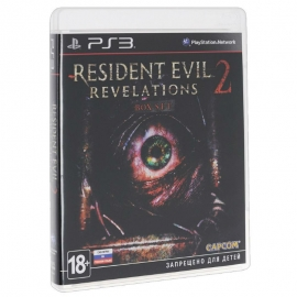 Игра для PS3 Resident Evil: Revelations 2