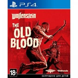 Игра для PS4 Wolfenstein: The Old Blood