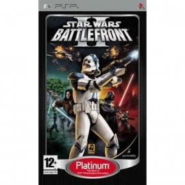 Игра для PSP Star Wars: Battlefront II (Platinum)