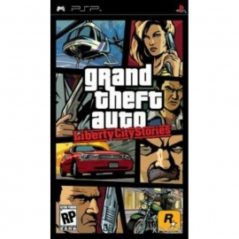 Игра для PSP Grand Theft Auto: Liberty City Stories