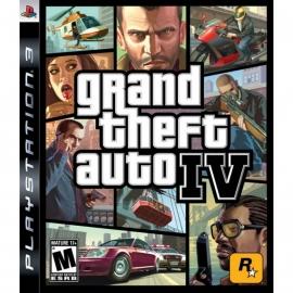Игра для PS3 Grand Theft Auto IV