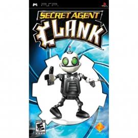 Игра для PSP Secret Agent Clank