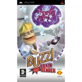 Игра для PSP Buzz!: Brain Bender