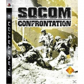 Игра для PS3 SOCOM: Confrontation