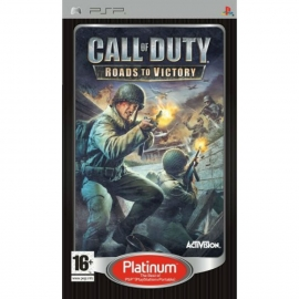Игра для PSP Call of Duty: Roads to Victory