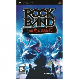 Игра для PSP Rock Band Unplugged