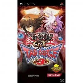 Игра для PSP Yu-Gi-Oh! GX Tag Force 3
