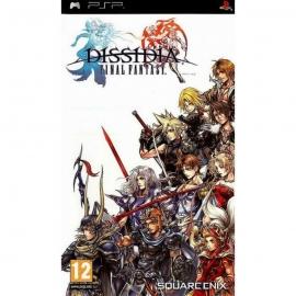 Игра для PSP Dissidia. Final Fantasy