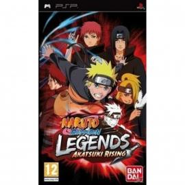 Игра для PSP Naruto Shippuden Legends: Akatsui Rising