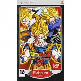 Игра для PSP Dragonball Z Shin Budokai 2 (Platinum)