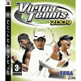 Игра для PS3 Virtua Tennis 2009