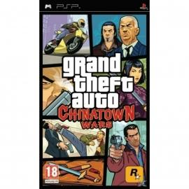 Игра для PSP Grand Theft Auto: Chinatown Wars