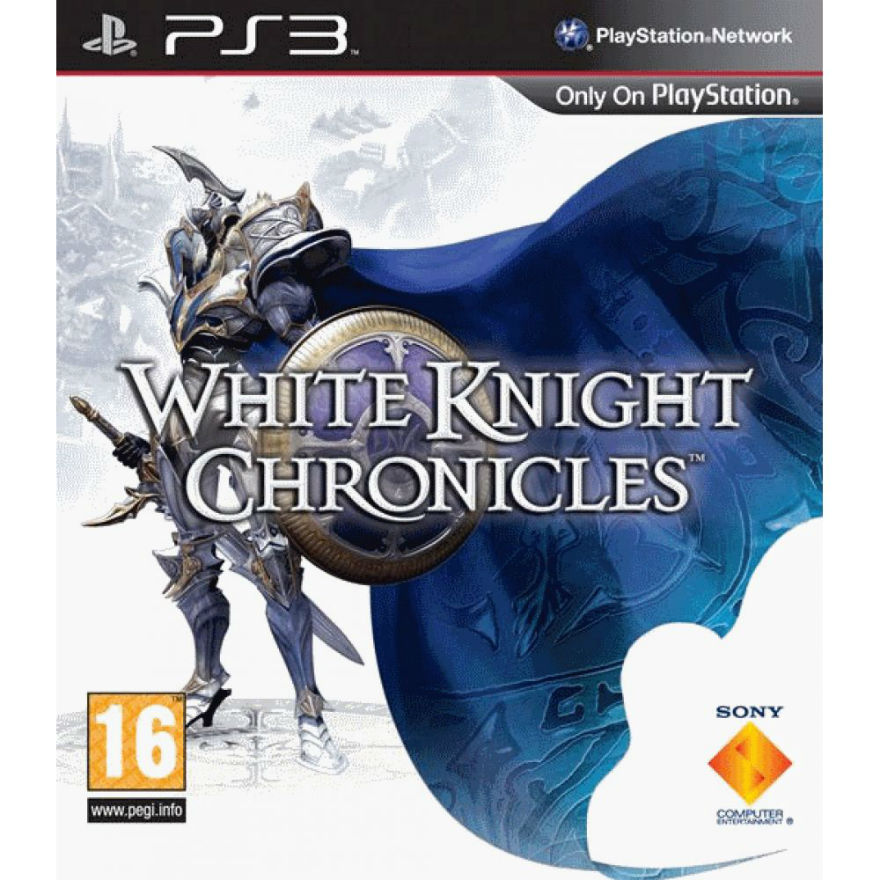 Игра для PS3 White Knight Chronicles title=