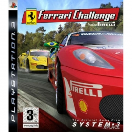 Игра для PS3 Ferrari Challenge Trofeo Pirelli