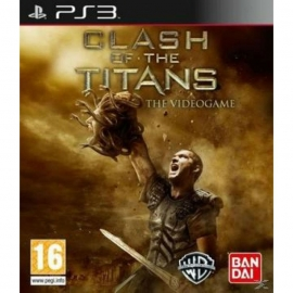 Игра для PS3 Clash of The Titans: The Videogame
