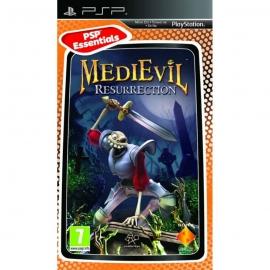Игра для PSP MediEvil Resurrection (Essentials)