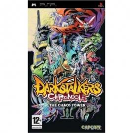 Игра для PSP Darkstalkers Chronicle: The Chaos Tower