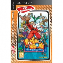 Игра для PSP Power Stone Collection (Essentials)