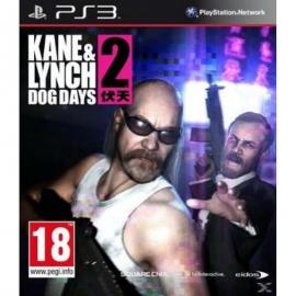 Игра для PS3 Kane & Lynch 2: Dog Days