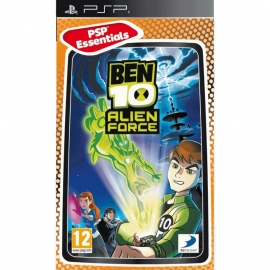 Игра для PSP Ben 10: Alien Force (Essentials)