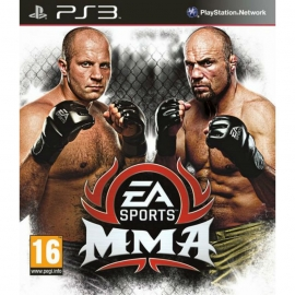 Игра для PS3 EA Sports MMA