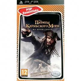 Игра для PSP Disney Пираты Карибского моря На краю света