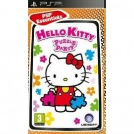 Игра для PSP Hello Kitty Puzzle Party
