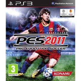 Игра для PS3 Pro Evolution Soccer 2011