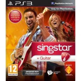 Игра для PS3 Singstar Guitar