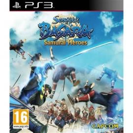 Игра для PS3 Sengoku Basara. Samurai Heroes