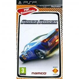 Игра для PSP Ridge Racer (Essentials)