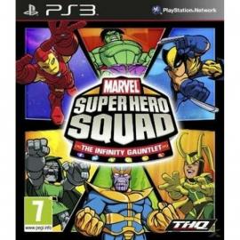 Игра для PS3 Marvel Super Hero Squad: The Infinity Gauntlet