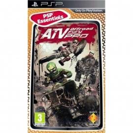 Игра для PSP ATV Offroad Fury Pro